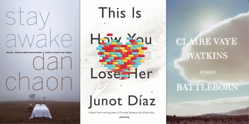 2012 finalist covers