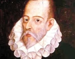 Miguel de Cervantes Saavedra, escritor