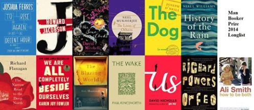 Man Booker longlist 2014